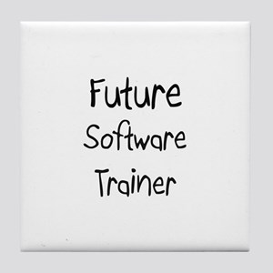 Future Software Trainer Tile Coaster