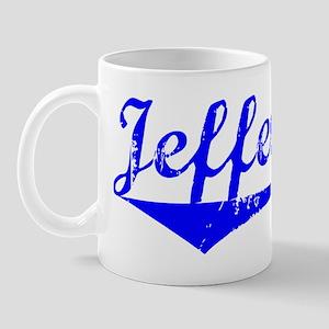 Jeffery Vintage (Blue) Mug