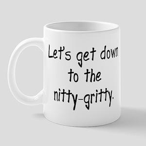 Nitty-Gritty 2 - Nacho Mug