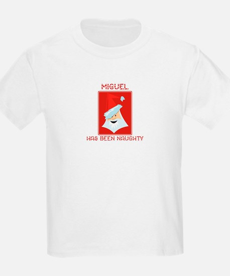 MIGUEL has been naughty T-Shirt