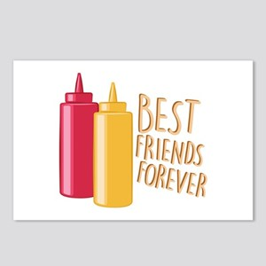 Best Friends Postcards (Package of 8)