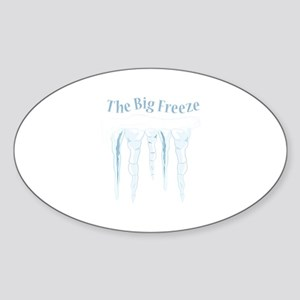 Big Freeze Sticker