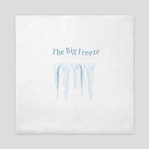 Big Freeze Queen Duvet