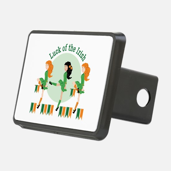 Luck Of Irish Hitch Cover