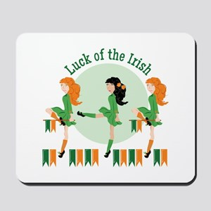 Luck Of Irish Mousepad