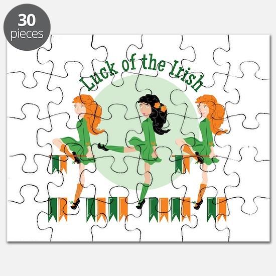 Luck Of Irish Puzzle