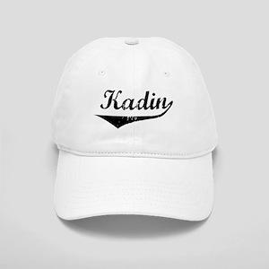 Kadin Vintage (Black) Cap