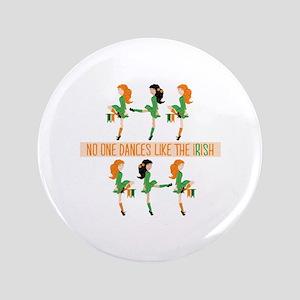 Dance Like Irish Button