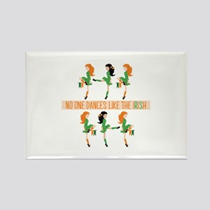 Dance Like Irish Magnets