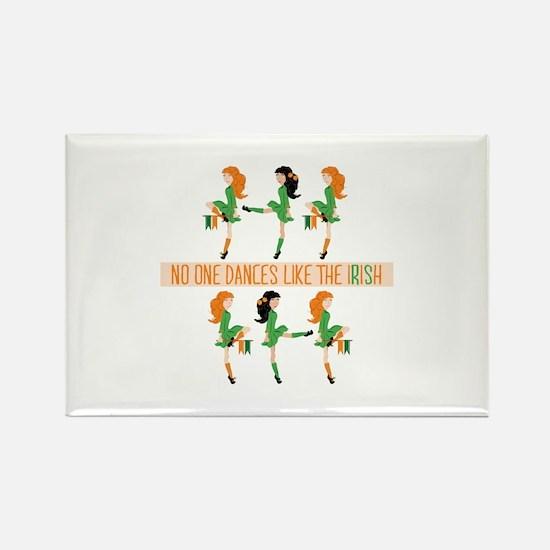 Dance Like Irish Magnets