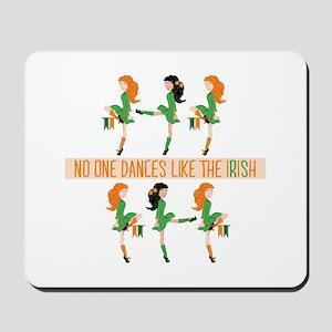 Dance Like Irish Mousepad