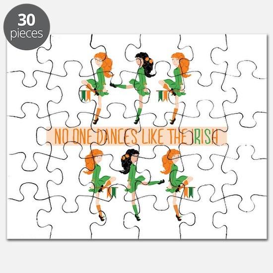 Dance Like Irish Puzzle