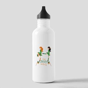 Get Jiggy Water Bottle