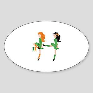 Irish Dancer Sticker