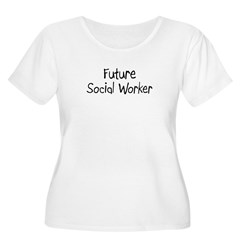 Future Social Worker T-Shirt
