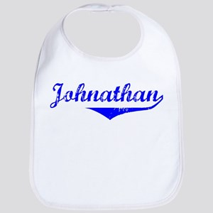 Johnathan Vintage (Blue) Bib