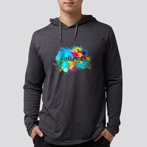 INSPIRE SPLASH Long Sleeve T-Shirt