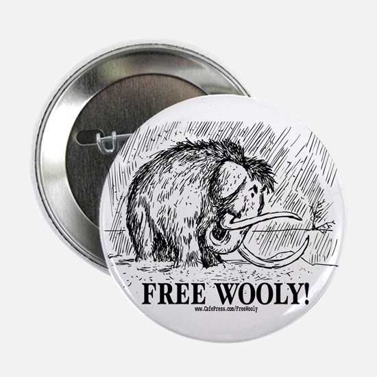 Free Wooly Mammoth Button