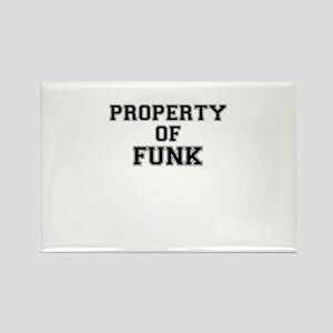 Property of FUNK Magnets