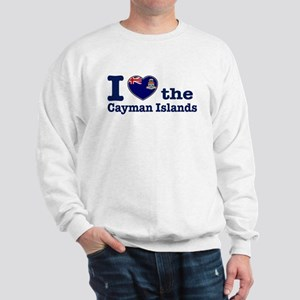 I love the Cayman islands Sweatshirt