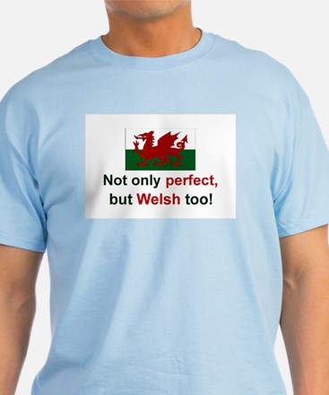 Perfect Welsh T-Shirt