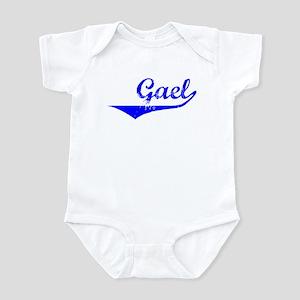 Gael Vintage (Blue) Infant Bodysuit