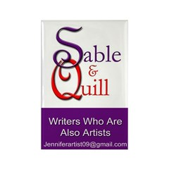 Sable & Quill Memento Magnet Magnets