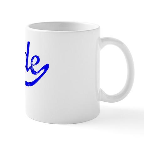 Kade Vintage (Blue) Mug