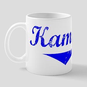 Kamden Vintage (Blue) Mug
