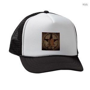 Western Girl Kids Trucker Hats - CafePress edeec70b443
