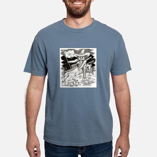 Calavera Zapatista - Zapata T-Shirt