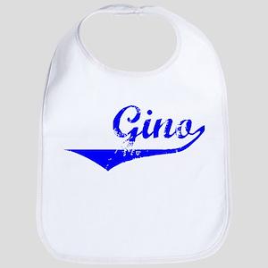 Gino Vintage (Blue) Bib