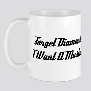 Mustangs or Diamonds Mug