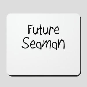 Future Seaman Mousepad