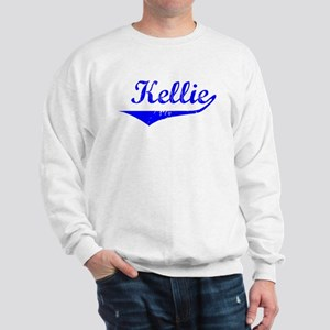 Kellie Vintage (Blue) Sweatshirt