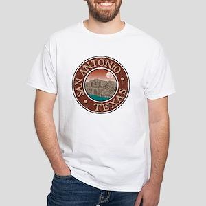 San Antonio - Distressed T-Shirt