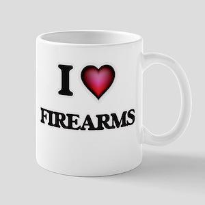 I love Firearms Mugs