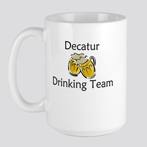 Decatur Large Mug
