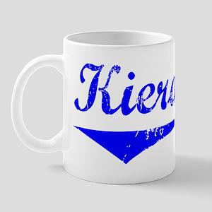 Kieran Vintage (Blue) Mug