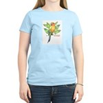 Tropicals Collection Women's Pink T-Shirt