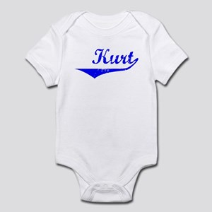 Kurt Vintage (Blue) Infant Bodysuit