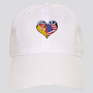 SICILIA U.S.A HEART Cap