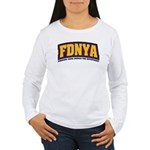FDNYA Women's Long Sleeve T-Shirt