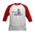 Romie is my Homie - Baseball Jersey