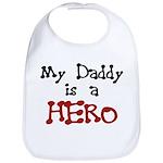 Daddy Hero Bib