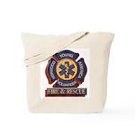 FDNYA Logo Tote Bag