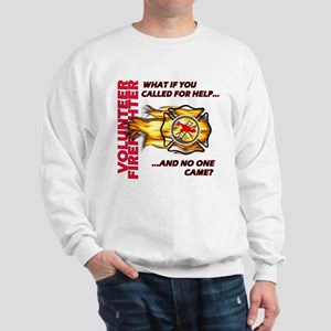 Volunteer Firefighter Sweatshirt