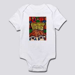 Art Brain Infant Bodysuit