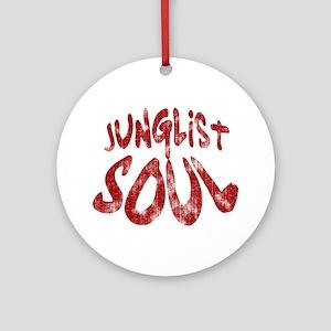 Junglist Soul Ornament (Round)