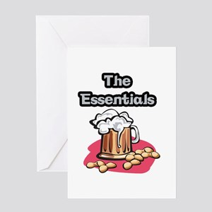 The Essentials Greeting Card